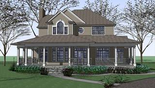 Luxurious Victorian Home Plans by DFD House Plans