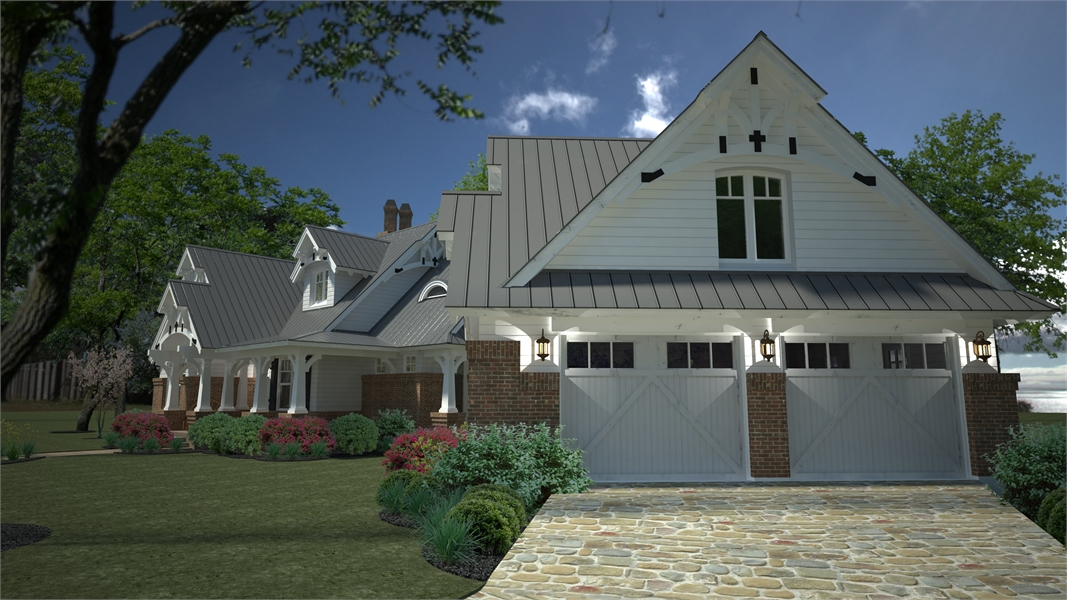 image of Merveille Vivante Small House Plan