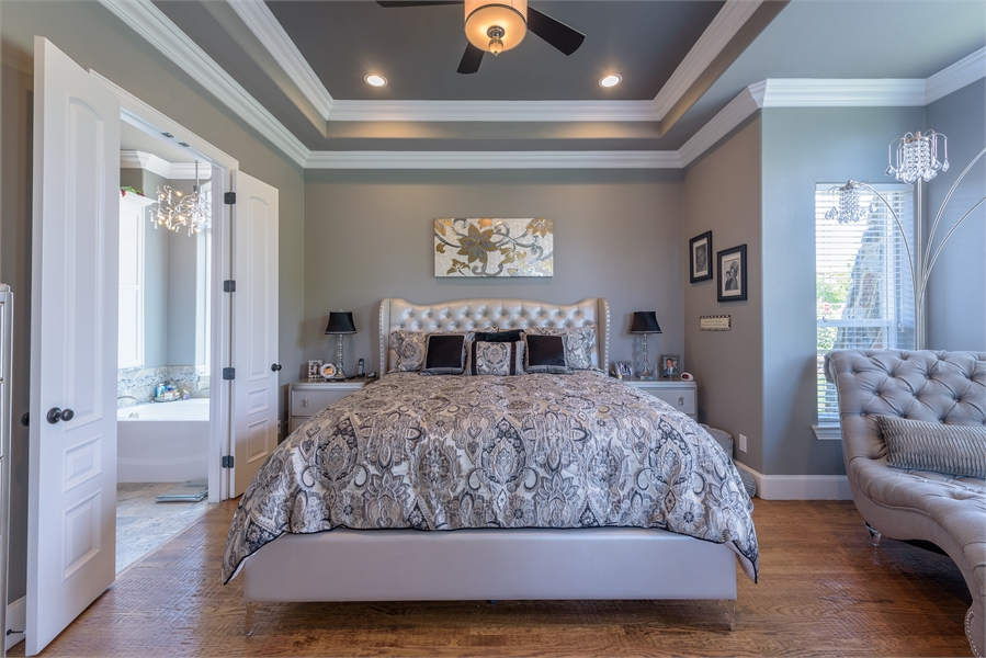 Master Bedroom image of Vita Encantata House Plan