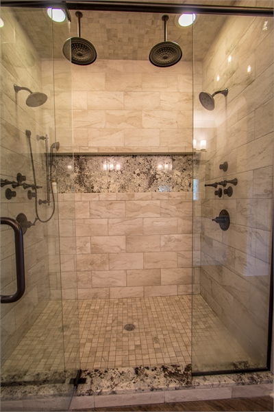 Bathroom Shower by DFD House Plans