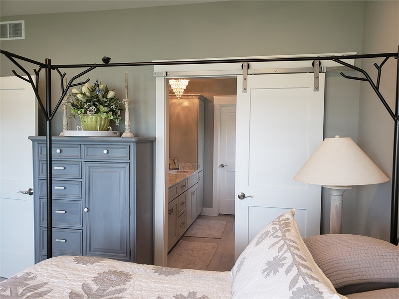 Master Bedroom by DFD House Plans
