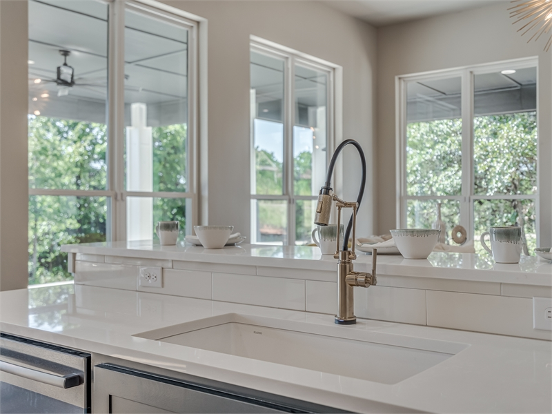 Kitchen Sink by DFD House Plans