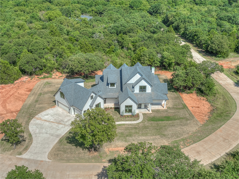 Birdseye View by DFD House Plans