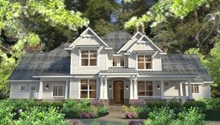 Farm House Plans by DFD House Plans
