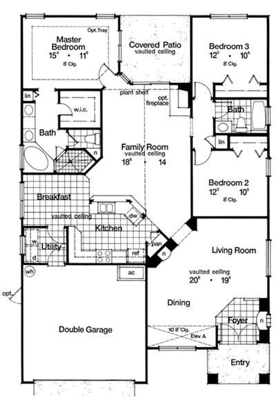 Craftsman House Plan with 3 Bedrooms and 2.5 Baths - Plan 4446 on amish house plans, eco-friendly house plans, medium house plans, unique small house plans, cheap house plans, energy efficient house plans, most efficient house plans, blueprint house plans,
