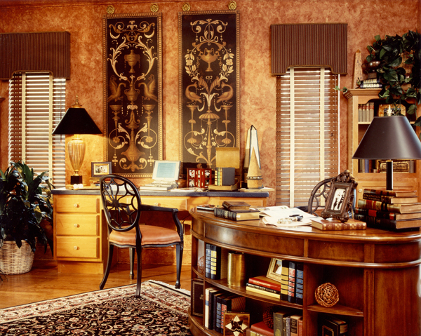 Bedroom/Study by DFD House Plans