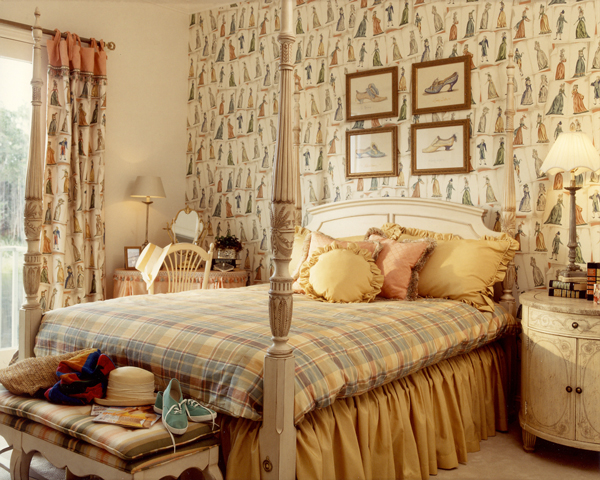 Bedroom (Not Master) by DFD House Plans