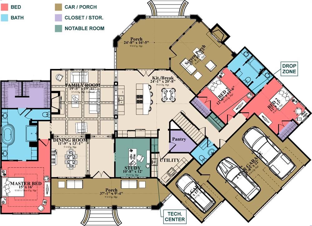 House jordan house plan green builder house plans for Jordan built homes floor plans