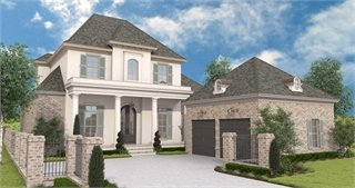 Large European House Designs with Great Master Suites by DFD House Plans