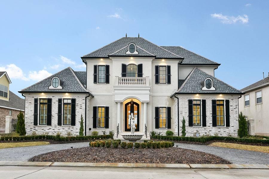 Charming European House Plans