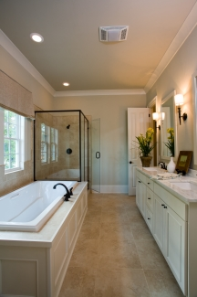 Bathroom image of Lake Drive House Plan