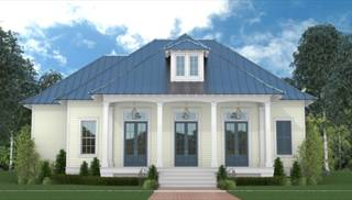 Unique Florida Home Plans by DFD House Plans