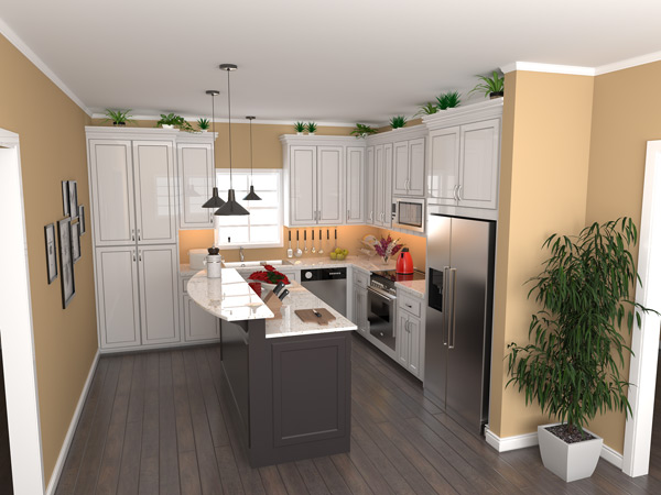 Kitchen image of Westwood Park House Plan