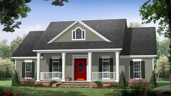 House Plan 4307: Small Home Plans