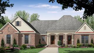 European Home Designs by DFD House Plans