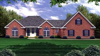 Beautiful European House Plans by DFD House Plans
