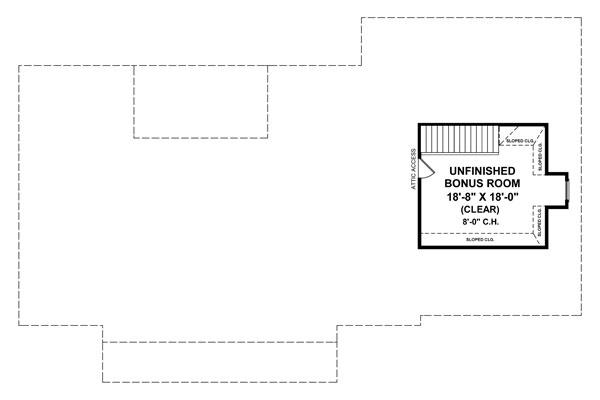 2nd Level Floorplan