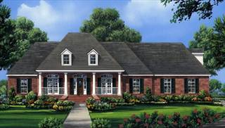 Home Plans with In-Law Suites  by DFD House Plans