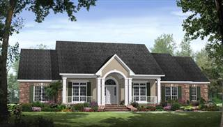 Home Designs with In-Law Suites by DFD House Plans