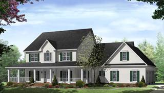 Large Home Plans by DFD House Plans