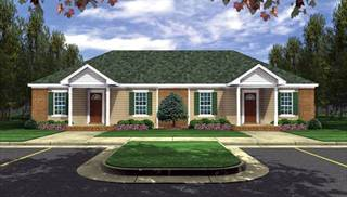 Duplex Floor Plans and Designs by DFD House Plans