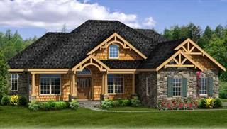 Daylight Basement House Plans & Home Designs