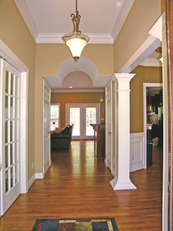 Foyer Plan Quote : House marietta plan green builder plans