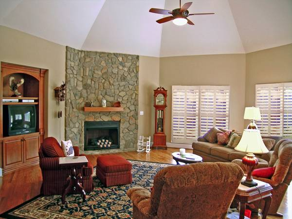 Great Room 1 by DFD House Plans
