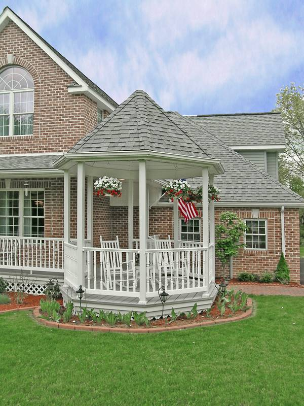 Gazebo by DFD House Plans
