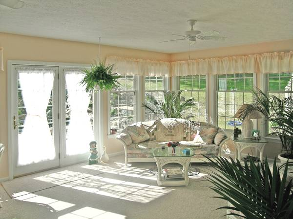 Sun Room 2 by DFD House Plans