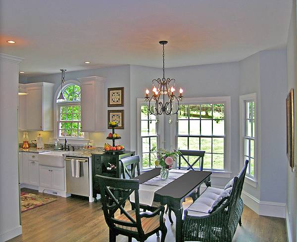 Dining Room image of LEWISBURG RANCH House Plan