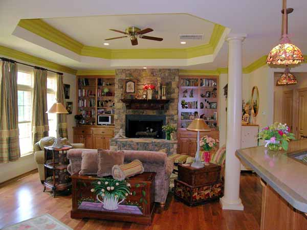 Interior Photo by DFD House Plans