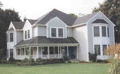 Front Photo by DFD House Plans