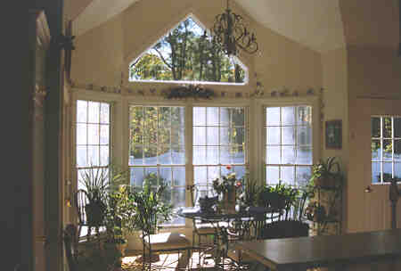 Breakfast Room image of CAMELLIA House Plan