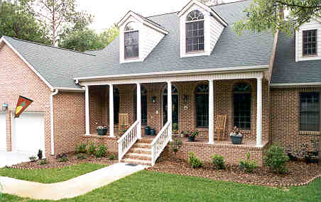 Front Porch image of CAMELLIA House Plan