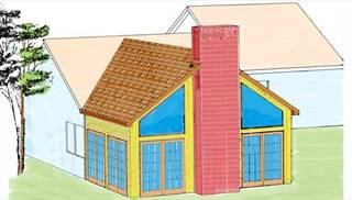 Home addition plans house plans for additions addition Addition to house plans