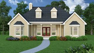 House Plans with Daylight Basement by DFD House Plans