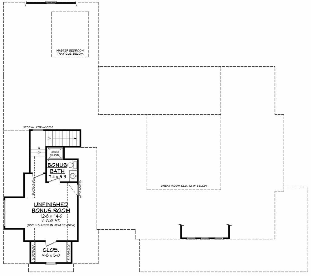Bonus Floorplan