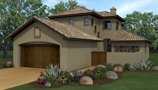 Mediterranean and Tuscan House Plans by DFD House Plans