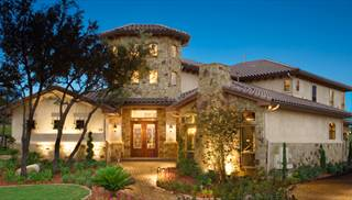 Tuscan and Mediterranean House Plans by DFD House Plans