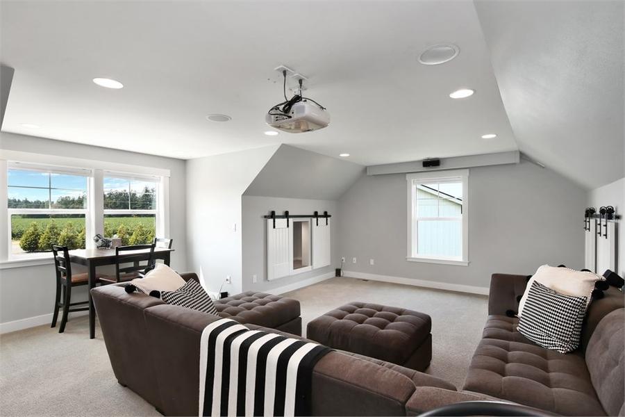 Bonus Room image of Northwest 619 House Plan