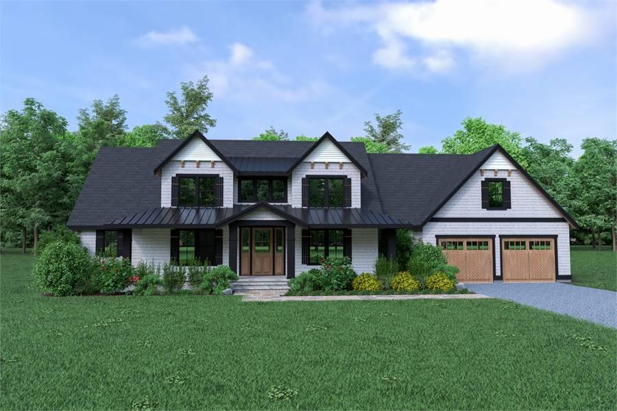 House Plan 7496: Choosing the Right House Plan
