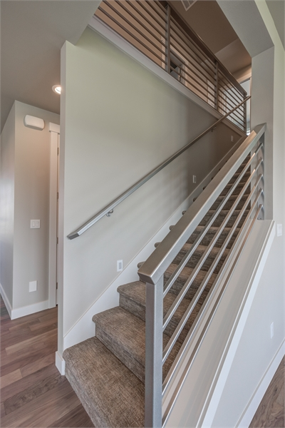 Stairs image of Cont. Farmhouse 819 House Plan