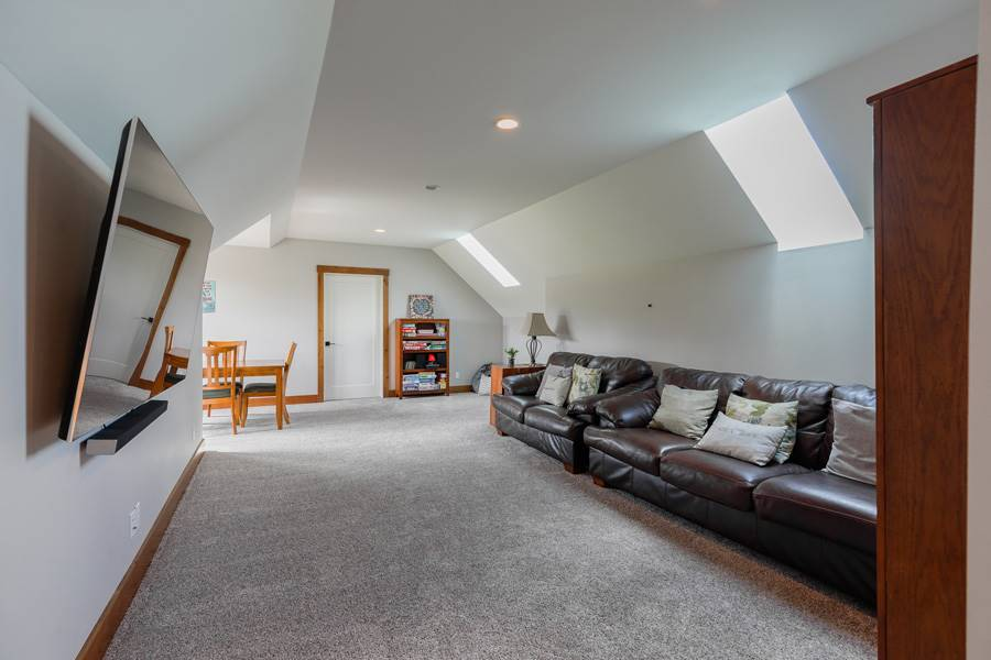Bonus Room image of Cont. Farmhouse 845 House Plan