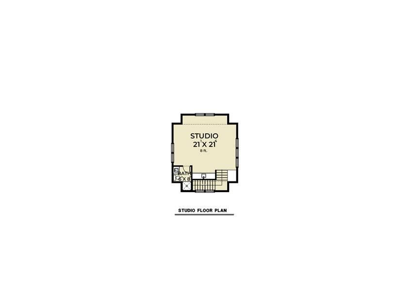 Suite image of Farmhouse 905 House Plan
