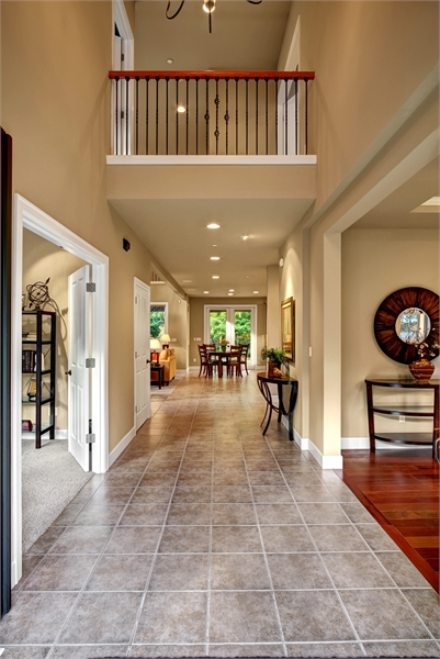 Hallway by DFD House Plans