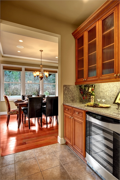 Butler's Pantry by DFD House Plans
