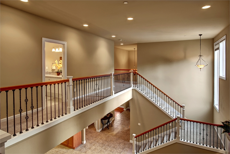 Stairway by DFD House Plans