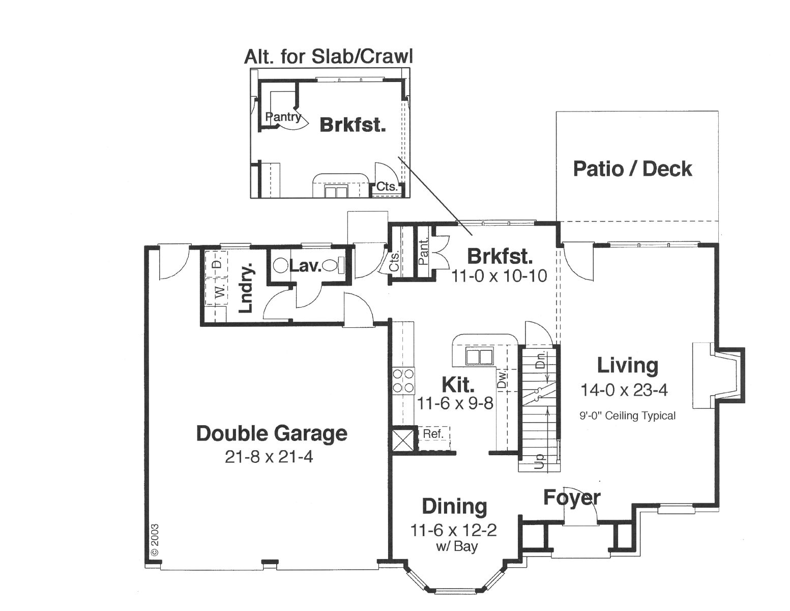 southern house plan with 4 bedrooms and 2 5 baths plan 8693