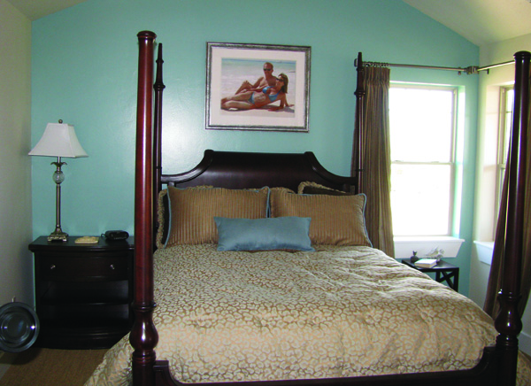 Master Bedroom image of Highlands House Plan